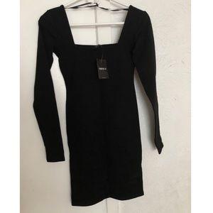 New black forever 21 dress